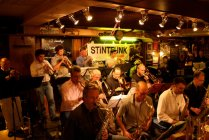 stintfunk 1 STINTFUNK –Big Band Jazz  cottonclub