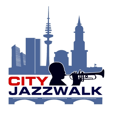 City Jazzwalk Logo Cotton Club Big Band jazzinhamburg