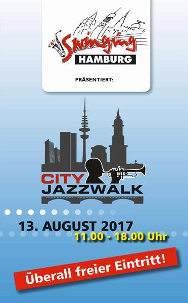 JW 2017   Headline 7. Jazz City Walk jazzinhamburg