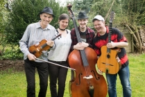 gypsyswing 1 FRÜHSCHOPPEN: GYPSY SWING BAND feat. HELMUTH STUARNIG cottonclub